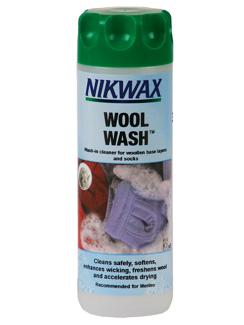 NIKWAX Wool Wash 0,3L